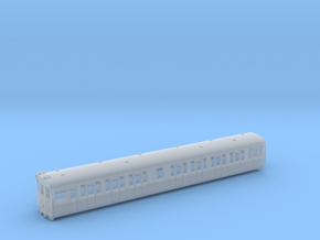 Class 207 DTS in Smooth Fine Detail Plastic