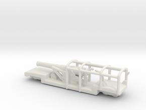 9 2 mk 1a  truck 1/285 6mm ww1 in White Natural Versatile Plastic