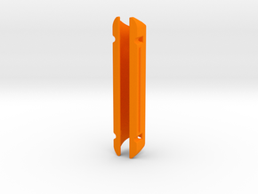 Z190-pg500C 3inch in Orange Processed Versatile Plastic