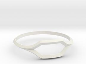prim in White Natural Versatile Plastic