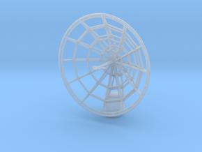 1/96 USN SK-2 Radar Antenna in Smooth Fine Detail Plastic