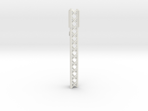 Phone Cell Tower 1/120 in White Natural Versatile Plastic