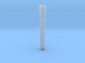 Phone Cell Tower 1/500 in Smooth Fine Detail Plastic