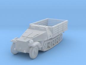 Sdkfz 251 D Pritschen 1/144 in Smooth Fine Detail Plastic