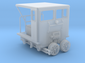 C&O Motor Car Parted 1-64 Scale in Smooth Fine Detail Plastic