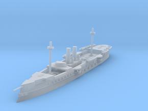 1/1250 Almirante Tamandare Protected Cruiser in Smooth Fine Detail Plastic