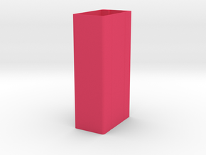 MCX MPX Magazine 60mm Extension Sleeve Type I in Pink Processed Versatile Plastic