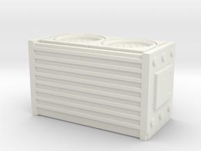 HEPA Air Filtration Unit 1/35 in White Natural Versatile Plastic