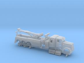 1/160 Kenworth W900 Wrecker in Smooth Fine Detail Plastic