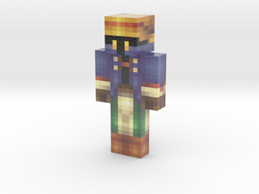 2019_10_14_black-mage-13560794   Minecraft toy in Glossy Full Color Sandstone