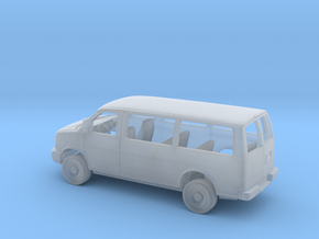 1/160  2003-Present Chevy Express Slid. Side Door in Smooth Fine Detail Plastic