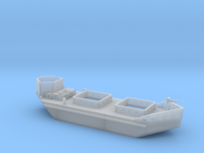1/144th scale Ladoga Tender, armoured in Smooth Fine Detail Plastic