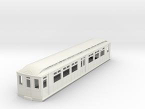 o-76-district-c-stock-trailer-coach in White Natural Versatile Plastic