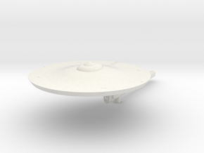 2500 Monoceros class TOS in White Natural Versatile Plastic