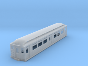 o-148fs-district-c-stock-driver-trailer-coach in Smooth Fine Detail Plastic