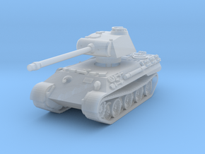 Panther A 1/200 in Smooth Fine Detail Plastic