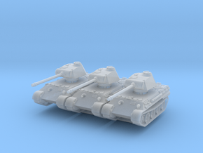Panther A (x3) 1/220 in Smooth Fine Detail Plastic