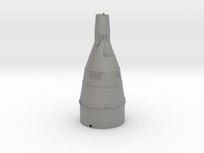 Gemini Capsule NC for BT-70 body tube in Gray PA12