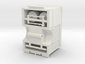 1/64 Philadelphia 2nd Alamers SA5 Body in White Natural Versatile Plastic