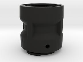 Wahoo Elemnt Vertical Extension - 32mm in Black Natural Versatile Plastic