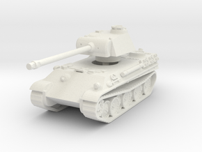 Panther G 1/120 in White Natural Versatile Plastic