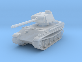 Panther G 1/285 in Smooth Fine Detail Plastic