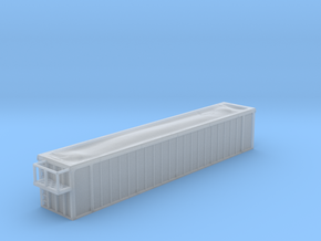 Trash Container - Joke - Nscale in Frosted Ultra Detail