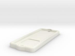 Ascender Bronco Rear Light - Lense Left in White Natural Versatile Plastic