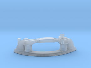 1/128 DKM Towing Fairlead in Smooth Fine Detail Plastic