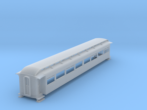 o-148fs-ly-d96-southport-emu-trailer-3rd-coach in Smooth Fine Detail Plastic
