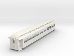 o-76-ly-d57-southport-emu-trailer-1st-coach in White Natural Versatile Plastic