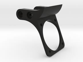 RRX Cooling fan bracket in Black Natural Versatile Plastic