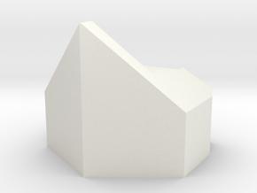 Transformers Elita Infinite Orthia Knee upgrade in White Natural Versatile Plastic