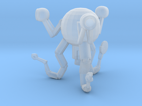 Fallout 4 Mister Handy in Smooth Fine Detail Plastic
