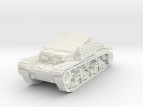 Morserzugmittel 35t 1/87 in White Natural Versatile Plastic