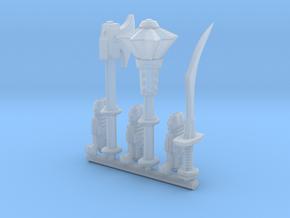 Warhammer 30k 40k Command Upgrade Sprue V1 in Smooth Fine Detail Plastic