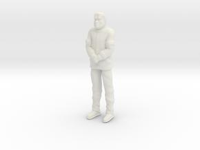 Cornelius  - HO in White Natural Versatile Plastic