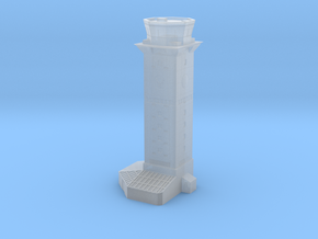 1:700 USAF Control Tower 3 in Smooth Fine Detail Plastic