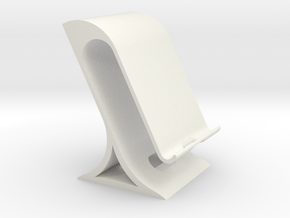 smarthphone stand in White Natural Versatile Plastic