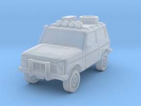 Lada-Niva - offroad (Z-1:220) in Smoothest Fine Detail Plastic