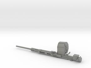 1/25 Oerlikon 20mm cannon in Gray PA12