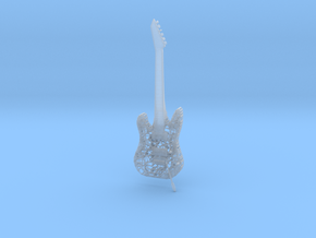 ESP Guitar (60mm) in Smooth Fine Detail Plastic