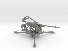 1/56 Breda 20mm 65 caliber Single mount  Army AA  in Gray PA12