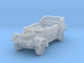 Kubelwagen (open) 1/200 in Smooth Fine Detail Plastic