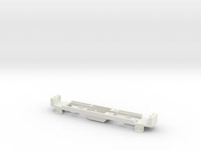 HSB TW 44 Fahrwerk in White Natural Versatile Plastic