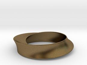 Umibilica in Natural Bronze