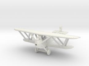1/144 Knoller C.II in White Natural Versatile Plastic