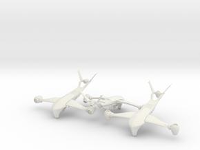 Terminator 3 - HK Airstrike 1/200 x3 in White Natural Versatile Plastic
