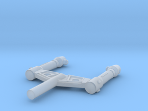 YT1300 5 FOOTER YOKE in Smooth Fine Detail Plastic