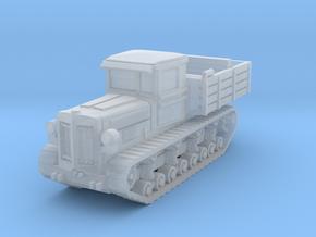 Komintern tractor 1/200 in Smooth Fine Detail Plastic